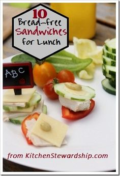 10 Bread-Free, Packable Alternatives to Sandwiches for a Healthy Lunch on the Go