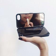 Designer Mirror Phone Cases