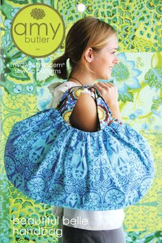 Beautiful Belle Handbag - Patterns by Amy Butler