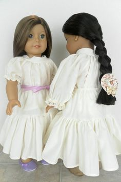 Petticoats by Jessica's Doll Closet at http://www.etsy.com/listing/195745131/7-inch-petticoat-slip-for-18-inch