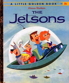Golden Books and The Jetsons