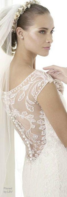 Pronovias Bridal Spring 2015 | LBV ♥✤ | BeStayElegant
