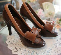 edible, chocolate shoes!