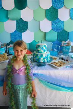 Mermaid Party !!