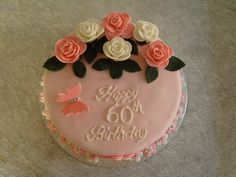 hahaha. all these sweet rose cakes I love are for 60 or 70 year old women. Hilarious!
