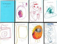 Preschool Literacy Portfolios: Writing Samples, Write The Room