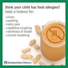 Food allergies know no seasons! Tips to pinpoint your child's food allergies.