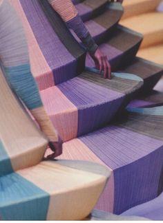 Issey Miyake Spring 1994 Repin Via: ☾.☾. ☆☄ .. miyak spring, colour, color palett, fashion, pattern, inspir, issey miyake