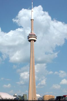 CN Tower!!