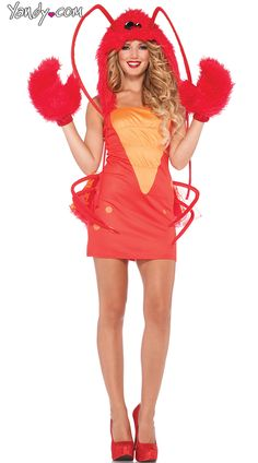 Our annual Sexy What!? costume picks: Sexy lobster