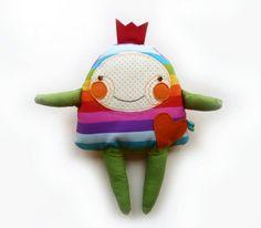 sweet rainbow doll
