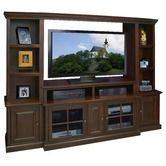 Found it at Wayfair - Roosevelt Park Deluxe Entertainment Center