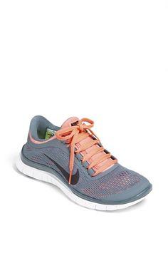 Nike 'Free 3.0 v5' Running Shoe (Women) | Nordstrom