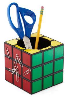 Room for the Cube Desktop Organizer, #ModCloth