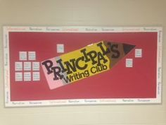 a Class*y Collaboration: School Wide Writing Initiatives