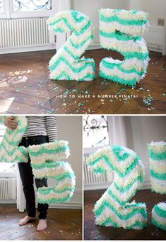 How to make your own Pinatas