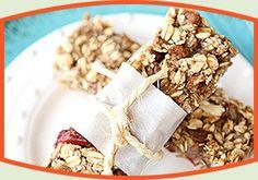 ... low fat, granolabar, fat granola, granola bars, bananas, pecans, low