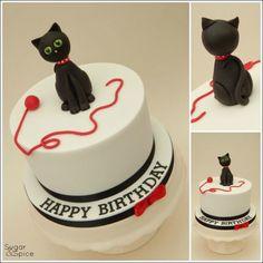 Little Black Cat ...