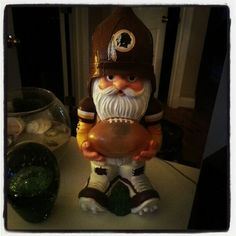 Love me some Redskins Gnomes