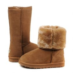 UGG Classic Tall Boots 5815 Brown Model1086