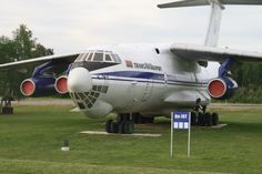 Preserved IL-76 at M