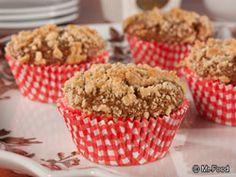 Shoofly Muffins - A cinnamon-sugar morning treat