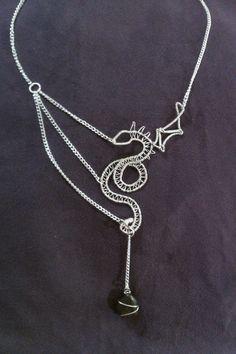 Morganause's Dragon | JewelryLessons.com