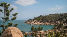 Magnetic Island, off the coast of Townsville http://blog.queensland.com/2014/06/12/places-to-see-in-townsville/ #thisisqueensland