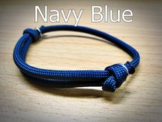 SHIP WORLDWIDE HANDCRAFTED 550 PARACORD BRACELET