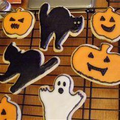 Sugar Cookie Icing Allrecipes.com Recipe
