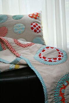 circle quilt