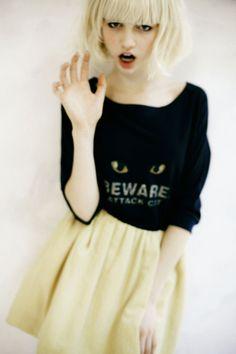 #Meow  #Fashion #New #Nice #InspiratieFashion #2dayslook  www.2dayslook.com