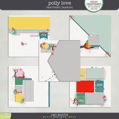 The Lilypad :: Templates :: Templates: Polly Love - Farrah