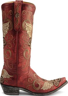 """Old Gringo """"Grace Red"""" boots"""