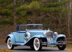 1929 - 1932 Cord L29 Convertible