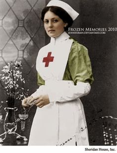 Violet Jessop, RN, survived the Titanic and two other shipwrecks during her nursing career.