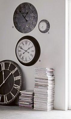 French wall clocks - Plümo Ltd