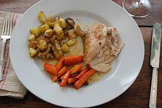 carrot, potato