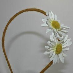 Daisy headband.