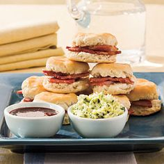 Country Ham and Biscuits | Kentucky Derby Recipes - Southern Living