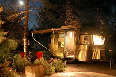 The Bambi Airstreams are adorable. Love this!