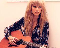 Taylor swift marie claire, taylor swift, fashion, taylorswift, style, dress, hair makeup, beauti, bang