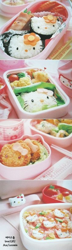 Hello Kitty Sushi!!