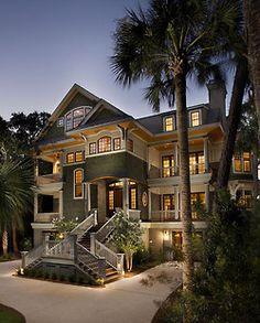 georgianadesign:  Otter Island. Buffington Homes South Carolina.