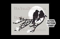 Love Birds Cross Stitch Birds Cross Stitch by NewYorkNeedleworks