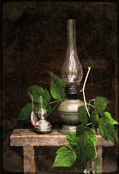 Oil Lamps ♥