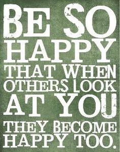 Be Happy - Click image to find more Illustrations & Posters Pinterest pins