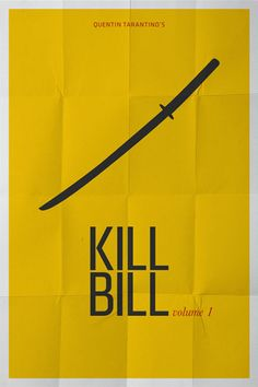 Kill Bill by Pedro Vidotto