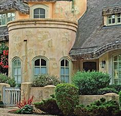 The Fairytale Cottages of Carmel By-the-sea!