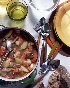 Rustic Shrimp Stew - Martha Stewart Recipes